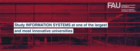 Bachelor and Master in Information Systems › www