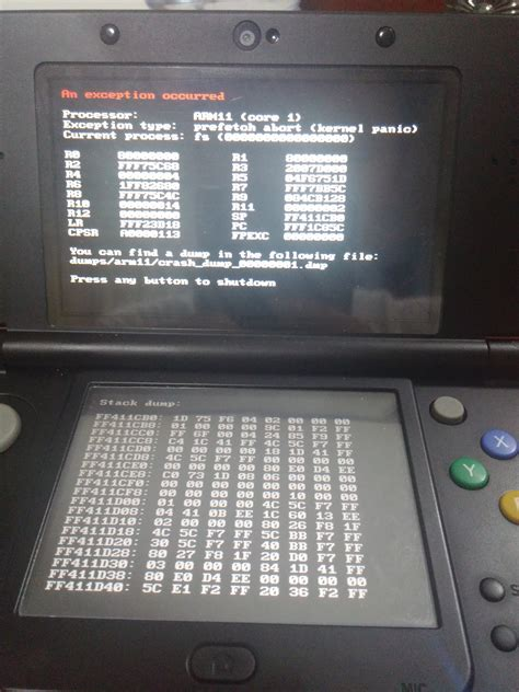 3DS : PCSX-rearmed,FBA2012,MAME crashes when loading a
