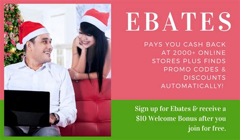 Ebates Pays You CASH BACK at 2000+ Online Stores