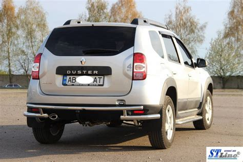 Dacia Duster rear arc video AK005-Special – buy in the