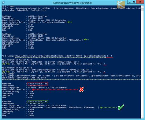 vGeek: Powershell - Domain Controller inventory and