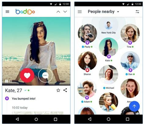 Badoo Free Chat and Dating App POF - Which Is Better