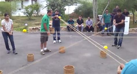 Team Building Games: Activities and Games For Office Parties