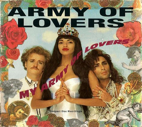 Army Of Lovers - My Army Of Lovers (1991, Digipak, CD