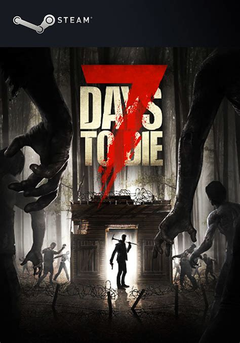 7 Days to Die Steam Key for PC, Mac and Linux - Buy now