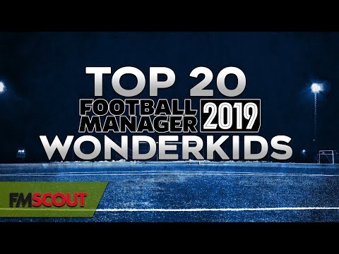 Football Manager 2019 wonderkids: 5 best signings by