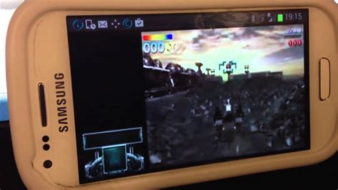 3DS emulator for android OTHER TEST - YouTube